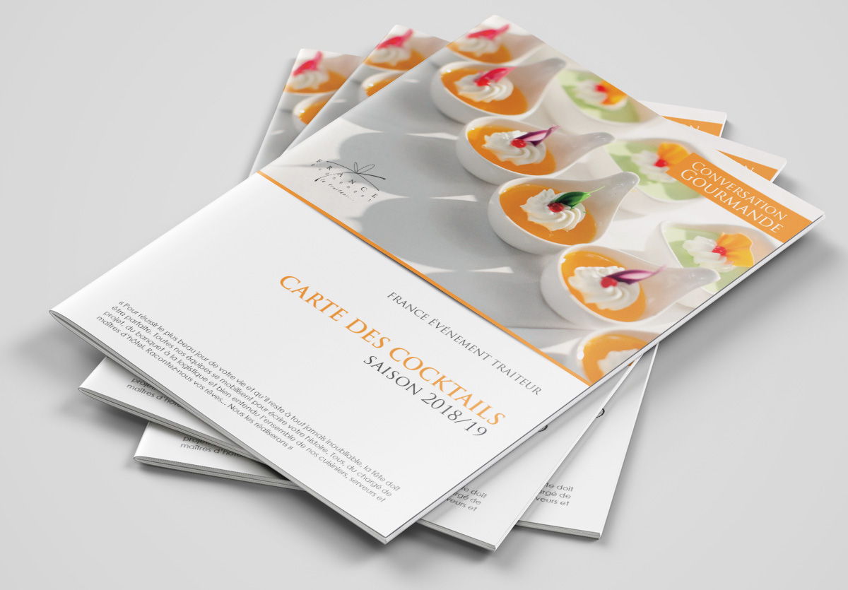 .Brochure A4 France Evénement