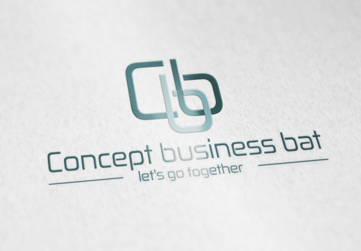 .Concept Business Bat