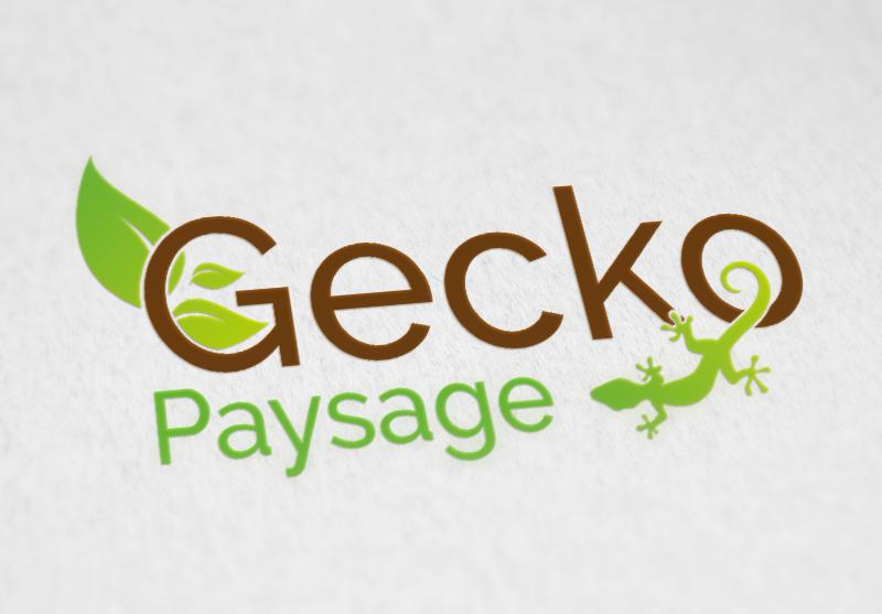 .Gecko Paysage - Y. KERURIEN