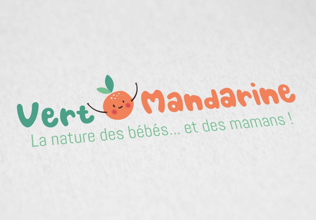 .Nathalie Bouhey - Vert Mandarine