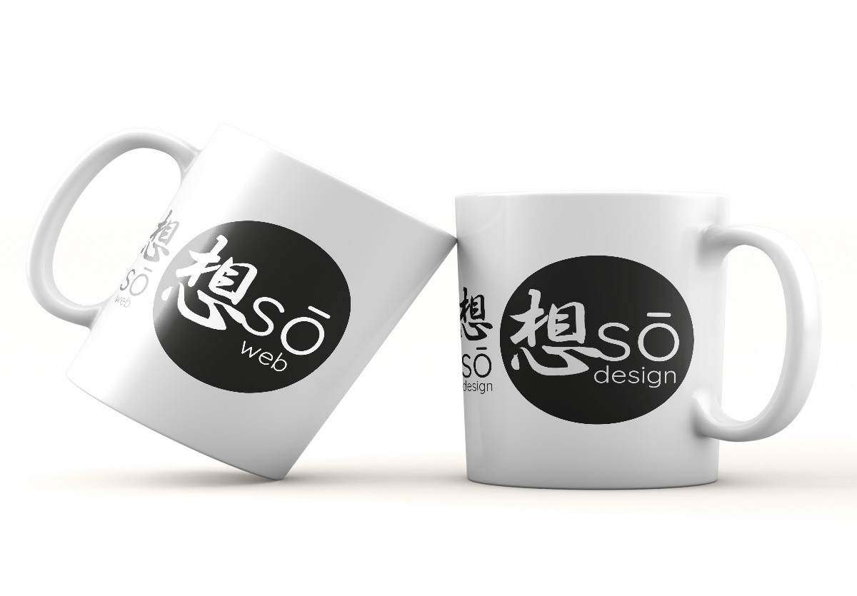 .Mugs sō web - sō design